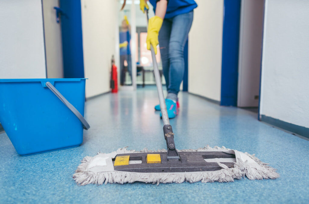 3 Reasons To Get a New Commercial Cleaning Company in 2021