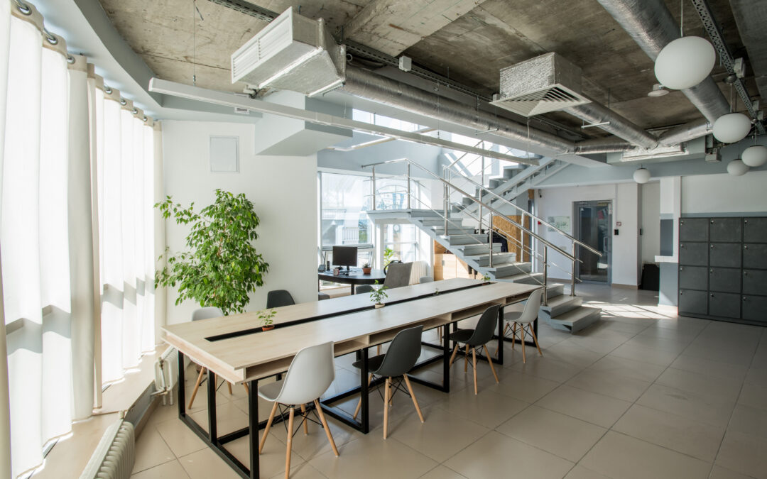 The Most Important Areas to Clean in an Office